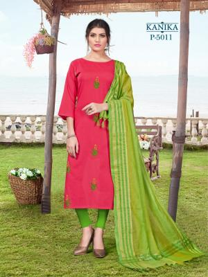 Kanika Rangoon 5011 Price - 525