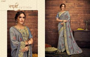 Mahotsav Saree Tishya 13407 Price - 2085