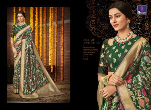 Shangrila Saree Khushi Silk 5305 Price - 1095