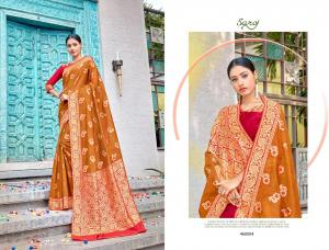 Saroj Saree Rajkanya 460004 Price - 1195