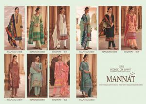 House Of Lawn Mannat 1001-1010 Price - 6250