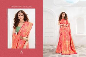 Bhumi Saree Kasturi Silk 1011 Price - 795