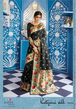 Rajtex Saree Katyani Silk 96006 Price - 1880