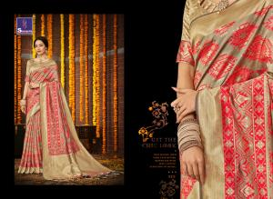 Shangrila Saree Khushi Silk 5311 Price - 1095
