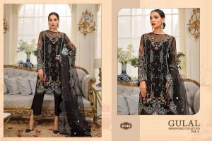 Shree Fabs Gulaal Embroidered Collection 2145 Price - 1449