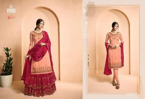 Vivek Fashion Ameen 9708 Price - 2295