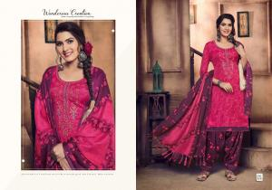 Kay Vee Suits Patiyala Dream 136-001 Price - 475