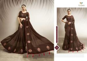 Triveni Saree Vanitha 25363 Price - 761