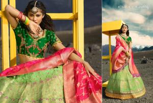 Royal Virasat Lehenga 904 Price - 6050
