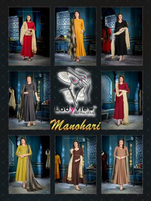 Lady View Manohari 1001-1008 Price - 6360