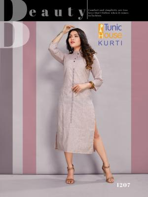 Tunic House Peace 1207 Price - 499