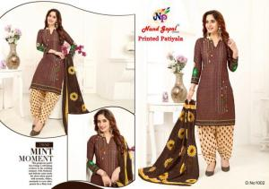 Nand Gopal Printed Patiyala 1002 Price - 258