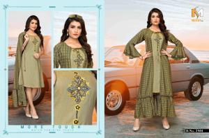 Meerali Silk Mills Chunari 2501 Price - For Size M TO XXL- 890 , For Size 3XL- 915