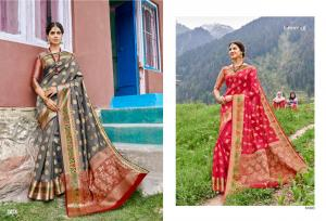 Lifestyle Saree Kashmiri Silk 61682-61683 Price - 2430