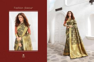 Bhumi Saree Kasturi Silk 1001 Price - 795