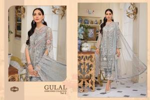 Shree Fabs Gulaal Embroidered Collection 2146 Price - 1449