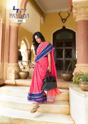 LT Fashion Pallavi 2424 Price - 395