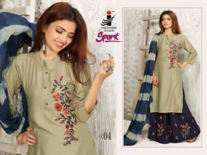 The Ethnic Studio Spark 04 Price - 740