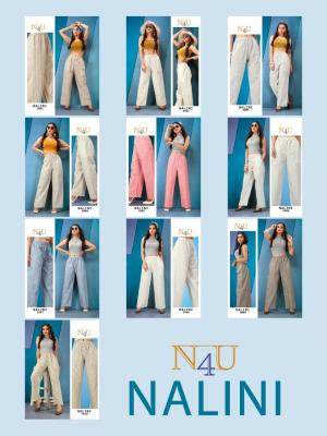 Neha Fashion N4U Nalini 5001-5010 Price - 2250