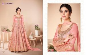 Aashirwad Creation Mor-Bagh Festive 7018 Price - 2895