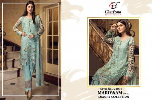 Charizma Designer Mariyaam Luxury Collection 21001 Price - 1449