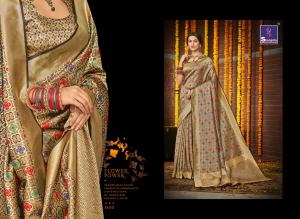 Shangrila Saree Khushi Silk 5300 Price - 1095