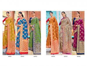 Saroj Saree Rajkanya 460001-460006 Price - 7170