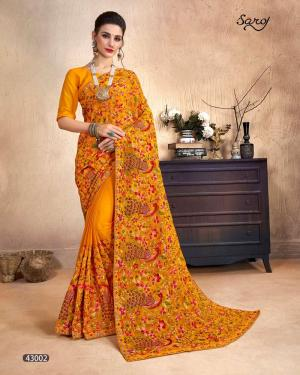 Saroj Saree Fashion World 43002 Price - 2725