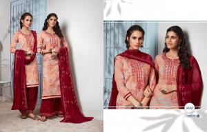 Kessi Fabrics Colours By Patiyala House 5162 Price - 899