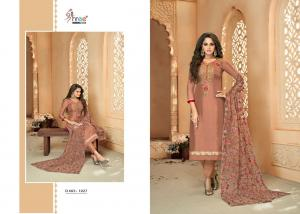 Shree Fabs Guzarish 1027 Price - 1699