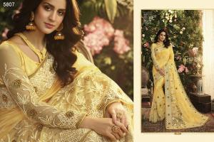 Flora Saree 5807 Price - 3865