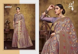 Asisa Saree Omisha 5401 Price - 1595