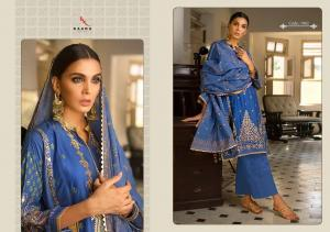 Kaara Suits Nasren 7002 Price - 999