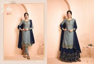 Vivek Fashion Ameen 9707 Price - 2295