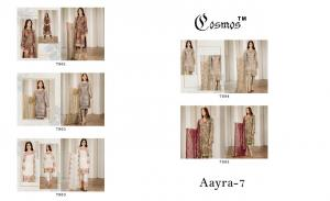 Cosmos Fashion Aayra 7001-7005 Price - 5995