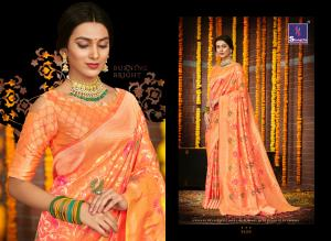 Shangrila Saree Khushi Silk 5309 Price - 1095