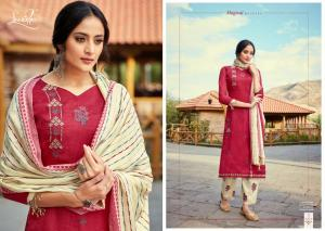 Levisha Fanah Patiyala Winter Collection 3717 Price - 775