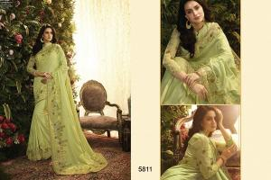 Flora Saree 5811 Price - 3655