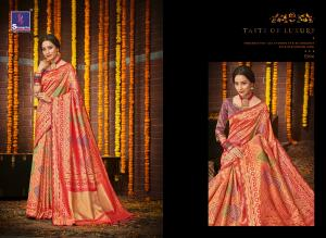 Shangrila Saree Khushi Silk 5306 Price - 1095