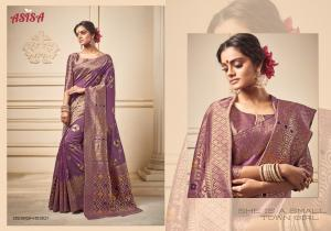 Asisa Saree Poorvi 5301 Price - 1415