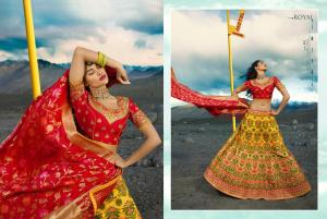 Royal Virasat Lehenga 905 Price - 6300