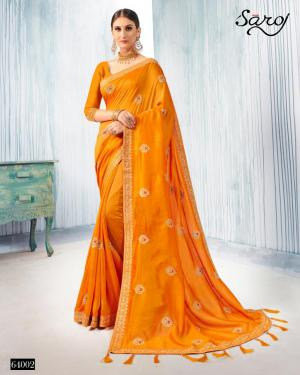 Saroj Saree Deepika 64002 Price - 1195