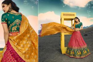 Royal Virasat Lehenga 912 Price - 6450