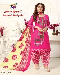 Nand Gopal Printed Patiyala 1003 Price - 258