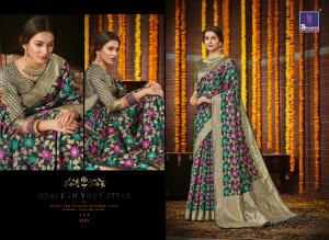 Shangrila Saree Khushi Silk 5310 Price - 1095