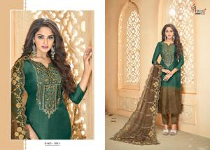 Shree Fabs Guzarish 1031 Price - 1699