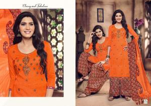 Kay Vee Suits Patiyala Dream 136-003 Price - 475