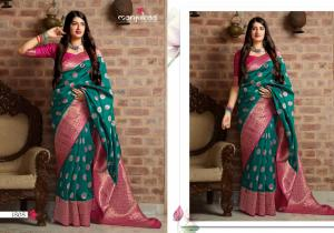 Manjubaa Clothing Mangalya Silk 1808 Price - 1545