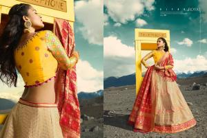 Royal Virasat Lehenga 907 Price - 6050