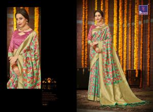 Shangrila Saree Khushi Silk 5307 Price - 1095